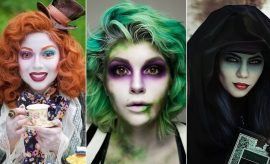 Scary Halloween Makeup ideas 2017 to look Horrible this Halloween