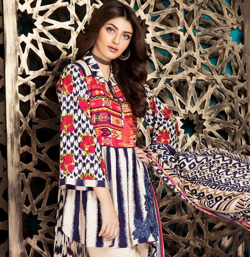 Charizma Winter suit with dazzling hues