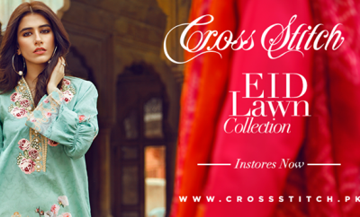 Cross Stitch Eid dresses