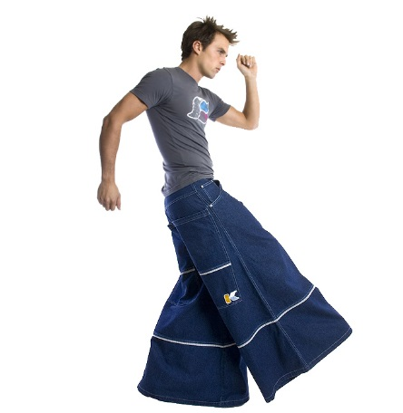 JNCO jeans trend