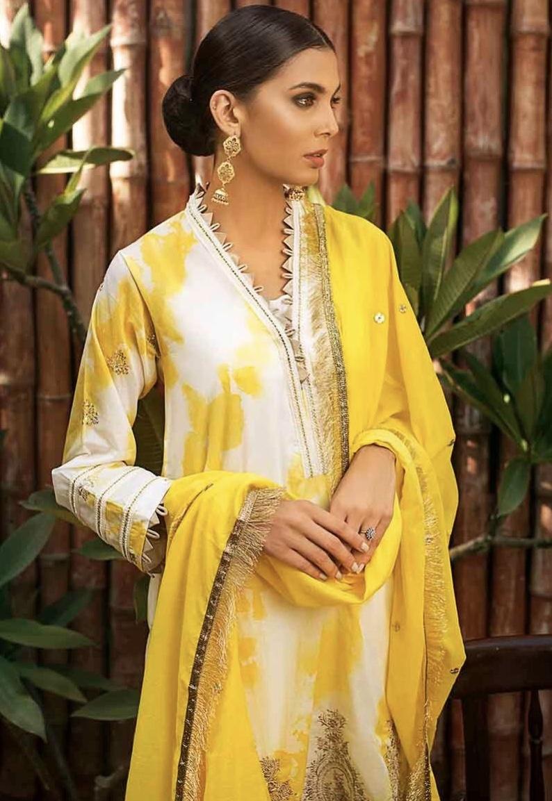 Designer Eid suit for women