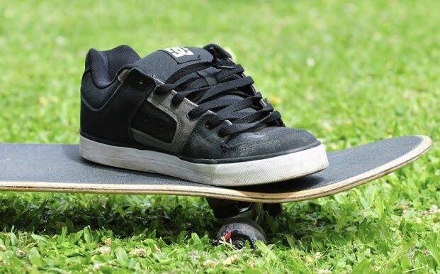 Skater shoes