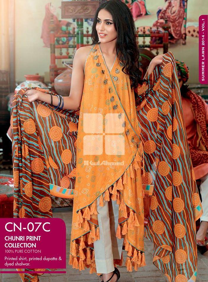 chunri-lawn-dresses-2014-designs