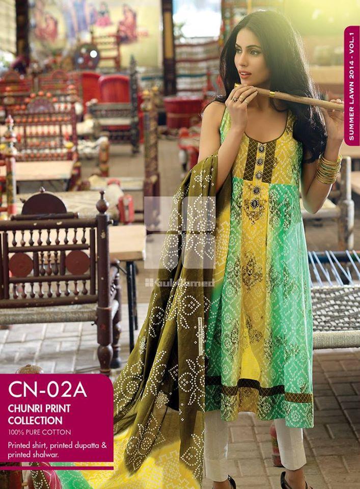 chunri-dresses-designs