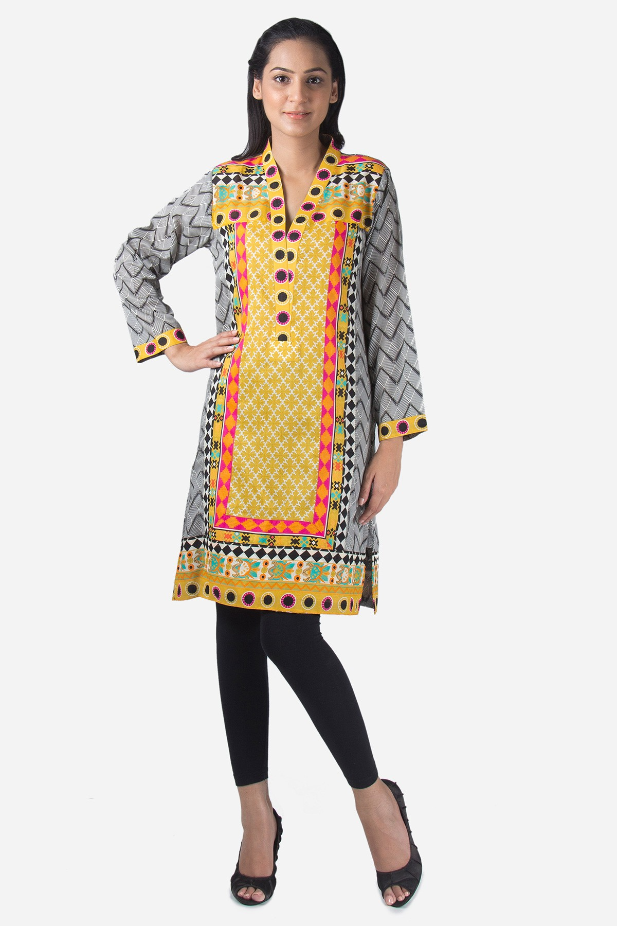 stylish-kurta-collection-by-khaadi