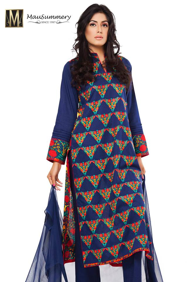colorful-lawn-dresses-for-girls-2014-mausummery
