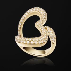 Piaget gold ring