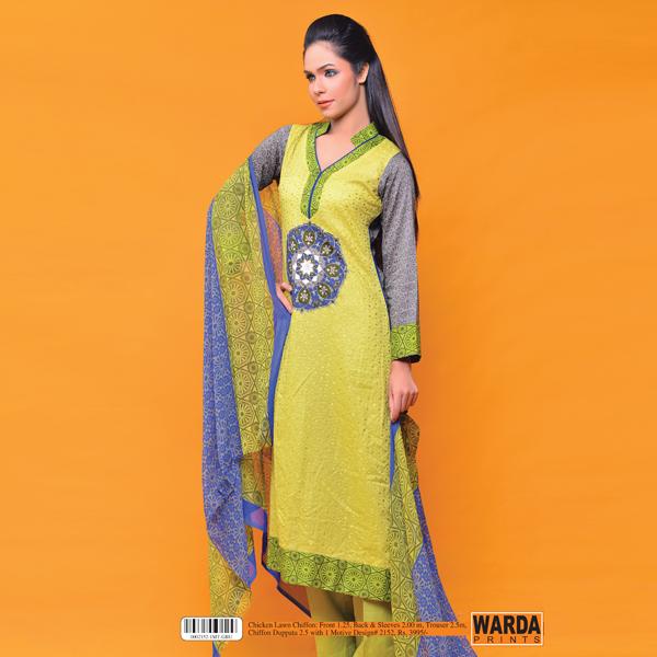 Warda-Designer-Spring-Summer-2014-collection-vol-2-@stylesglamour-com (6)