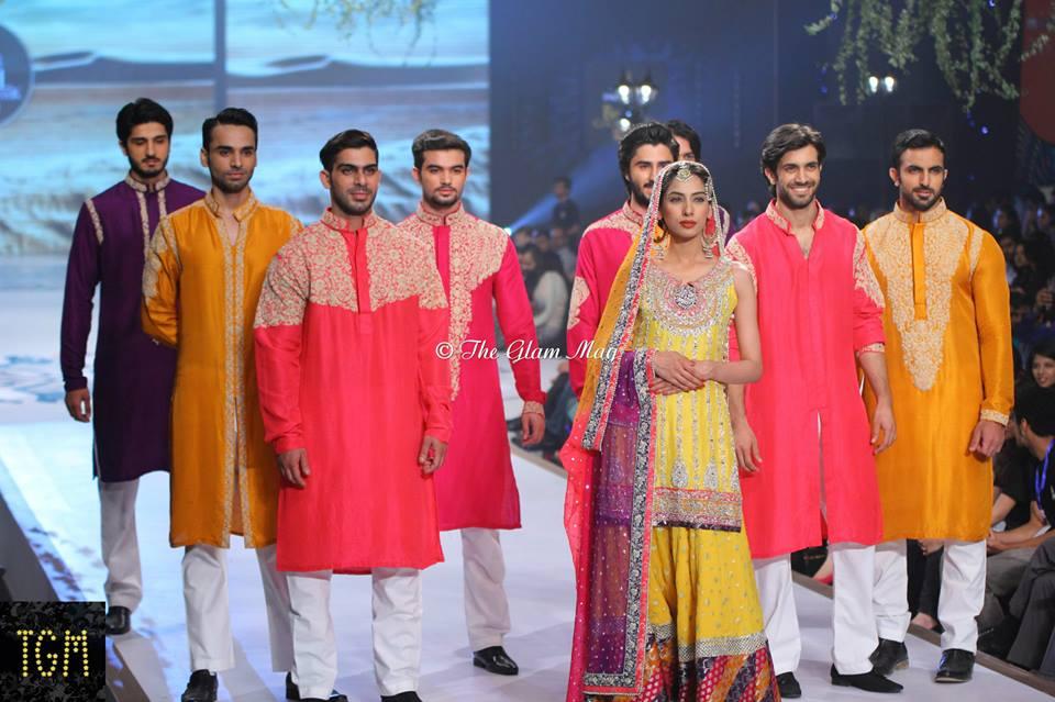Zainab-Chottani-Bridal-Collection-at-Panteen-Bridal-Couture-week-2014 (12)
