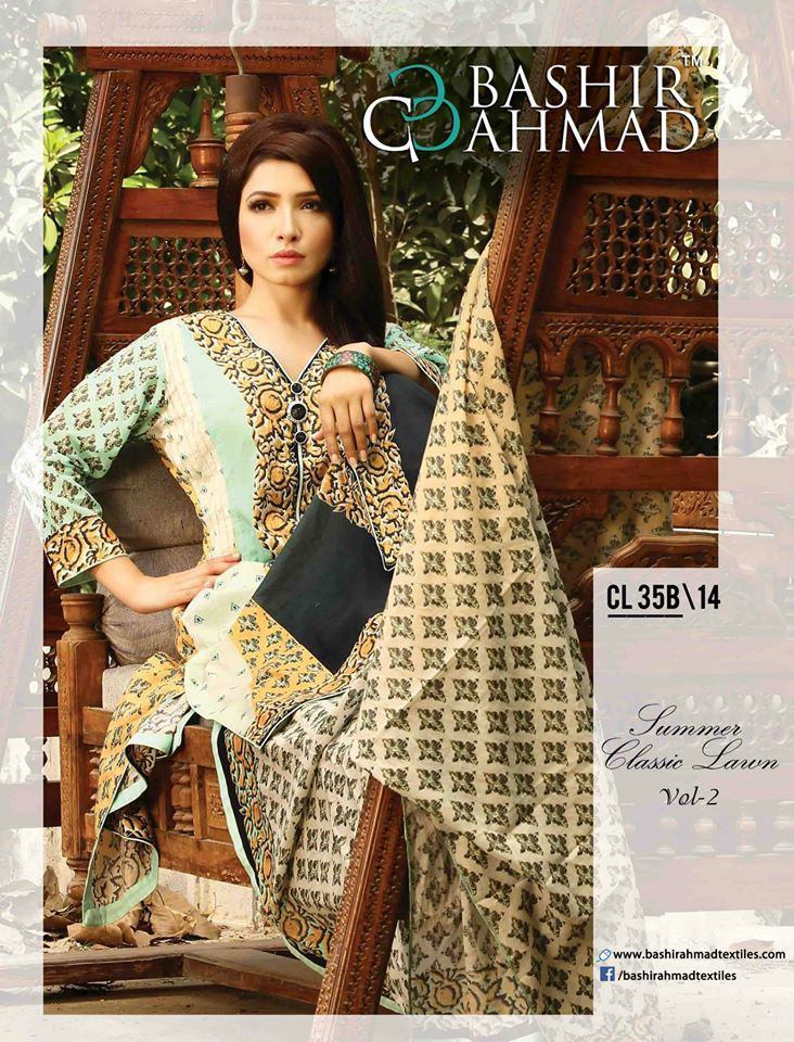 bashir ahmed lawn 2014 with price