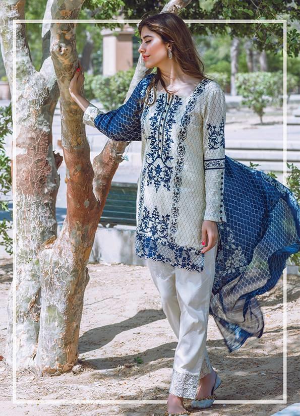 Alkaram Eid Collection 2016-2017 featuring Syra Shehroz