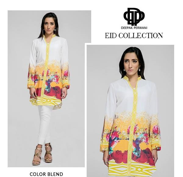 Deepak Perwani Eid Dresses 2016-2017 Designs (11)