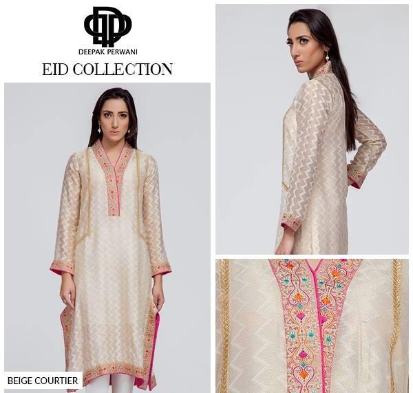 Deepak Perwani Eid Dresses 2016-2017 Designs (17)