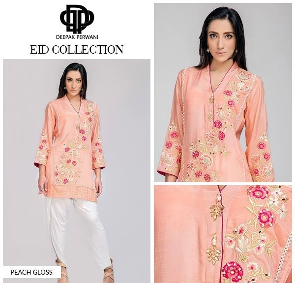 Deepak Perwani Eid Dresses 2016-2017 Designs (18)