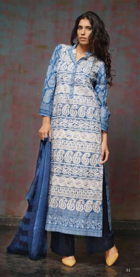 Eid dresses 2014 by Feminine (1)