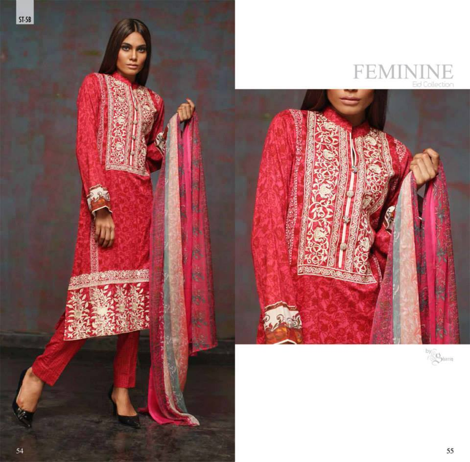 Feminine-Embroidered- Eid-Collection-2014 (1)