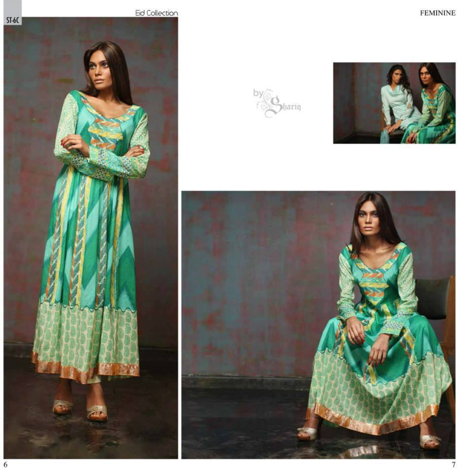 Feminine-Embroidered- Eid-Collection-2014 (23)
