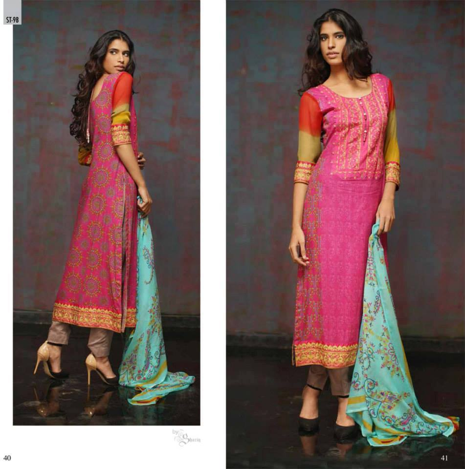 Feminine-Embroidered- Eid-Collection-2014 (26)