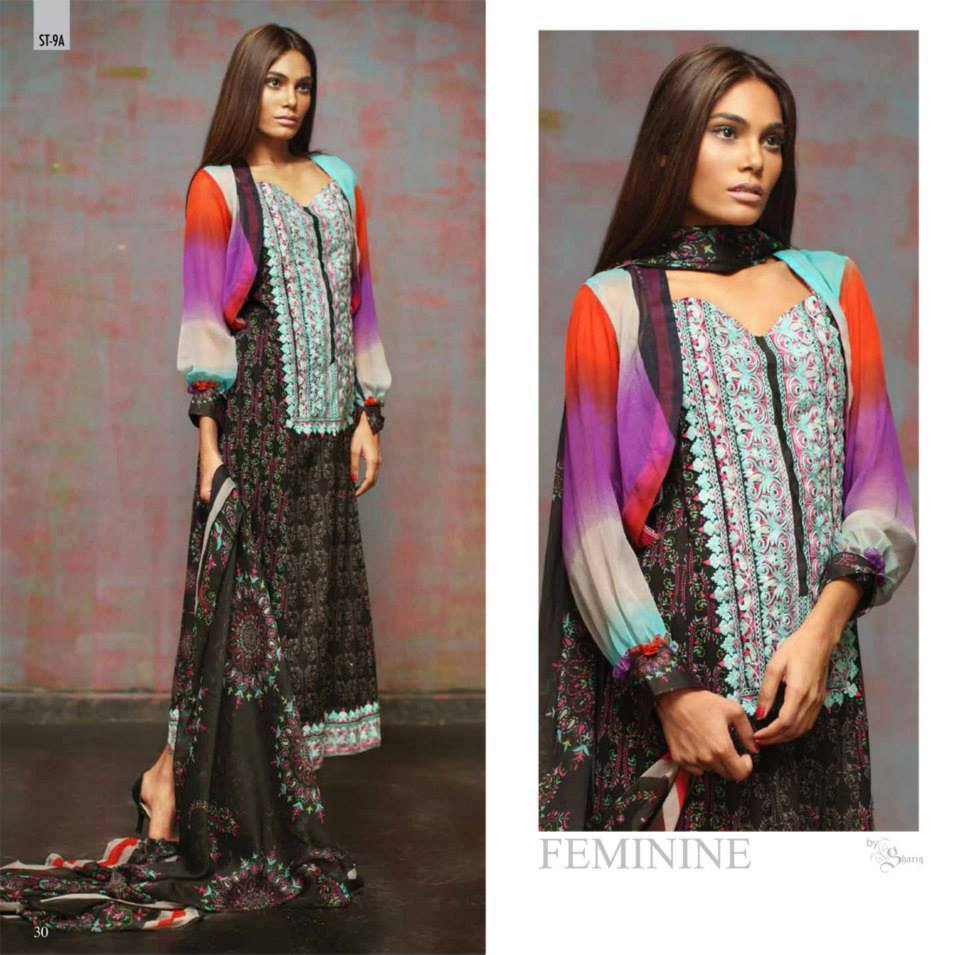 Feminine-Embroidered- Eid-Collection-2014 (6)