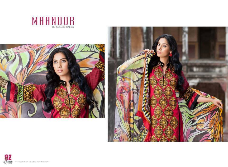 Mahnoor-Embroiderd-Eid-Collection-2014 (3)