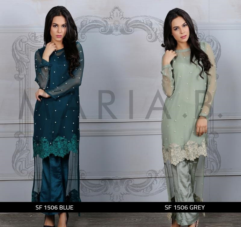 Maria.B Eid Dresses Collection 2016-2017 Catalogue (34)