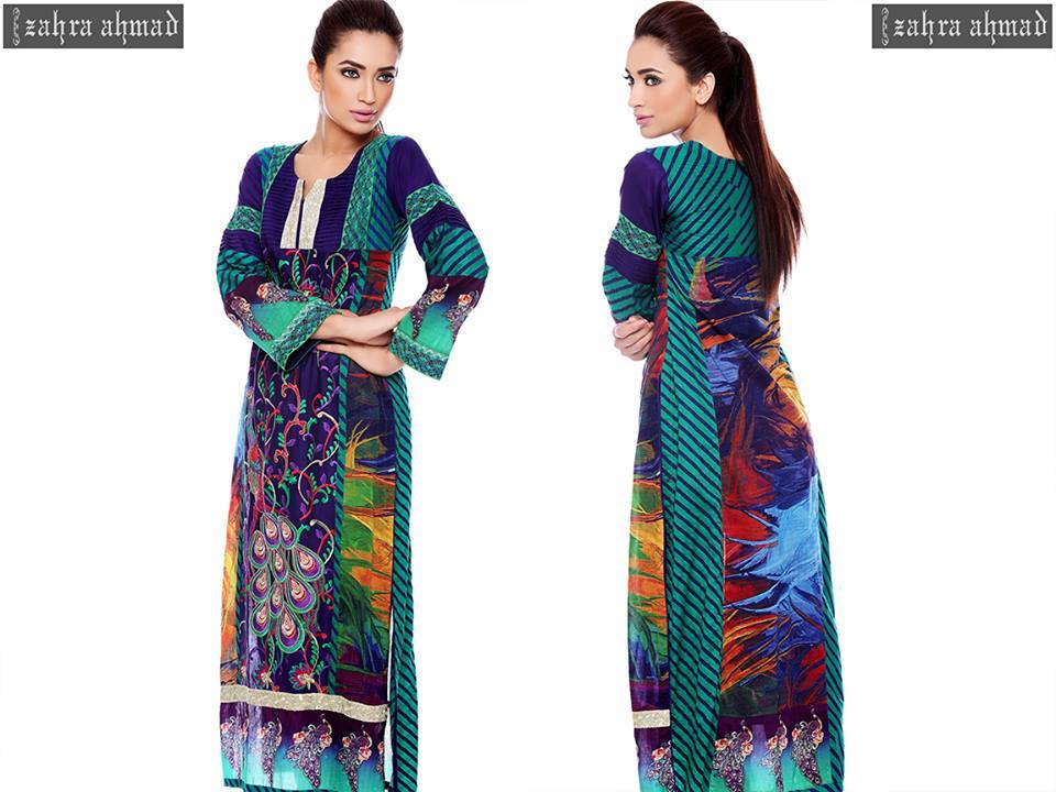 eid dresses for women by jannat nazir