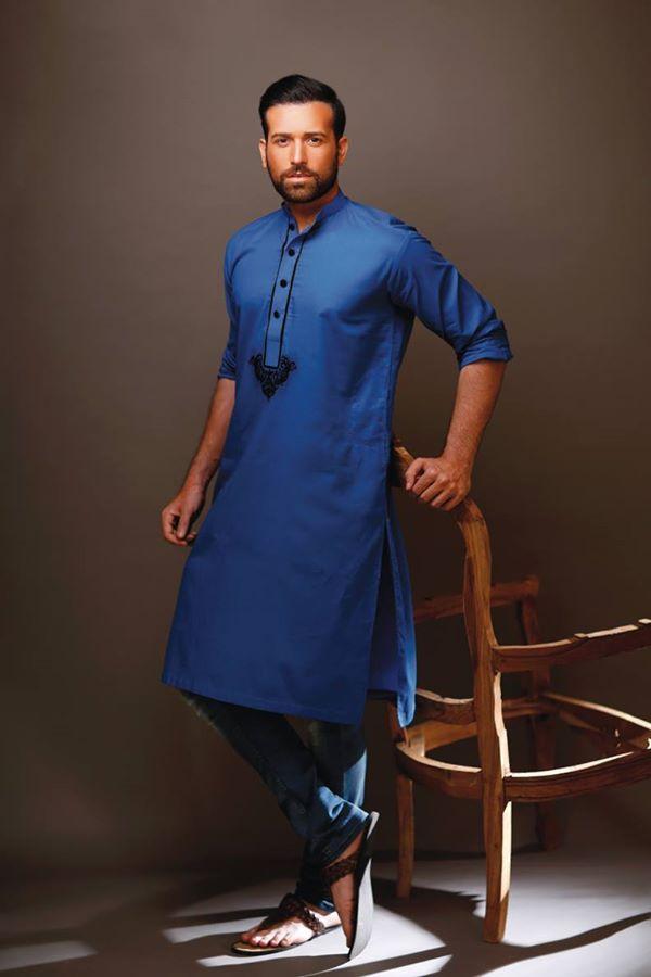 mens-Kurta-and-Salwar-suit-eid-collection-by-Hadiqa-Kiani (2)