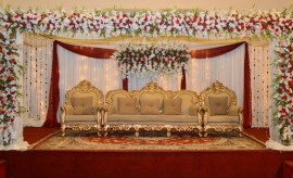 Latest Barat Stage Decoration Trends 2017 for Barat Functions