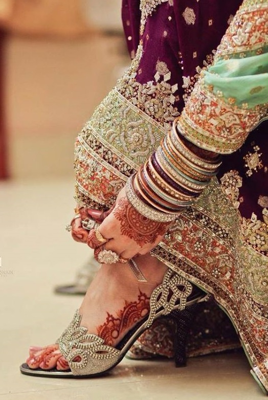 engagement bridal shoes