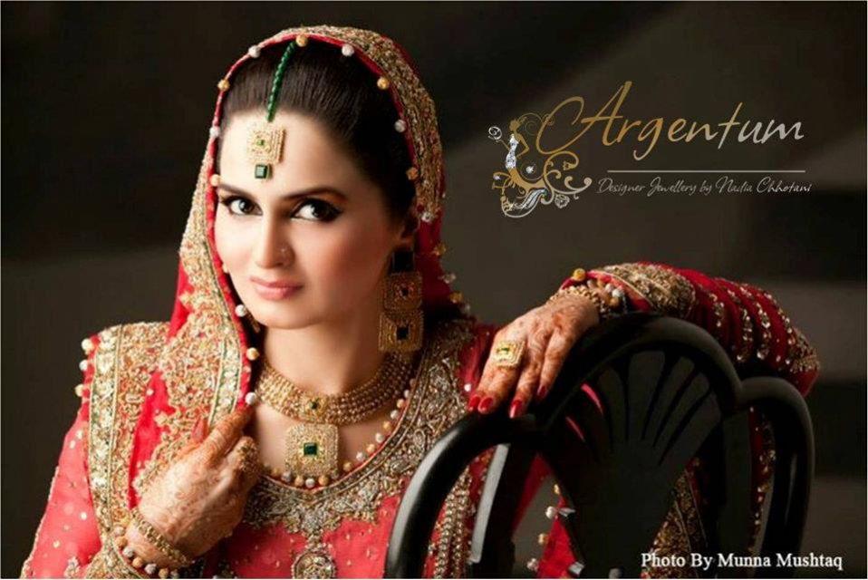 Nadia Chhotani Bridal Jewelry