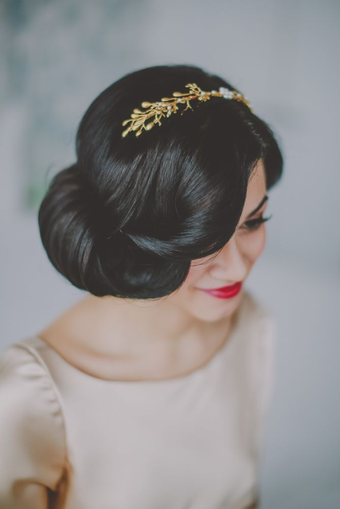engagement bridal hairstyles