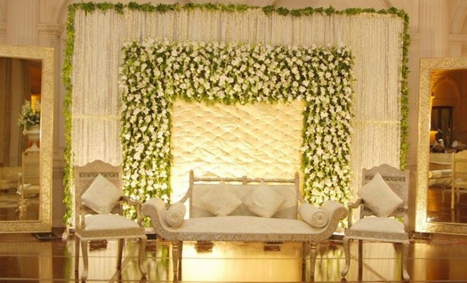Simple Decoration For Engagement At Home