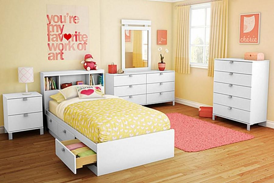 Girlie-Bedroom-Decoration-ideas (37)