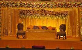 Trendy Mehndi Stage Decoration Plans 2017 and Rasm-e-henna Ideas