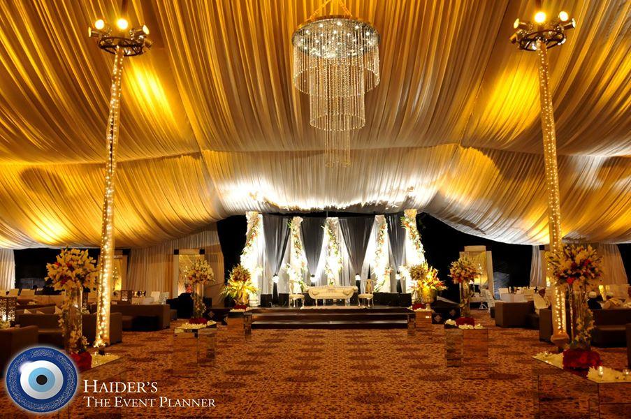 walima stage decoration