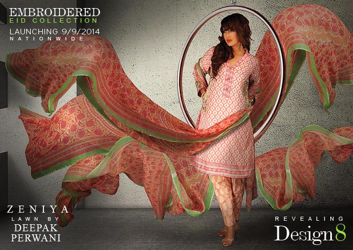 Deepak-Perwani-Embroidered-Eid-Collection-by-Zeniya-Lawn-2014-2015 (2)