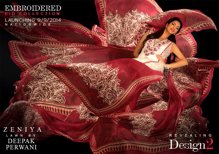 Deepak-Perwani-Embroidered-Eid-Collection-by-Zeniya-Lawn-2014-2015 (3)