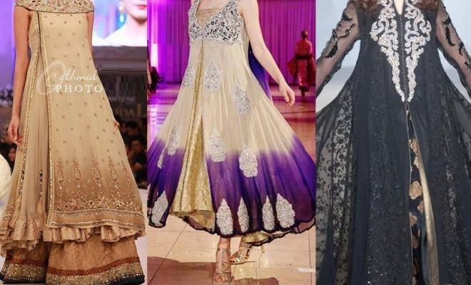 fancy party wear gown style dresses