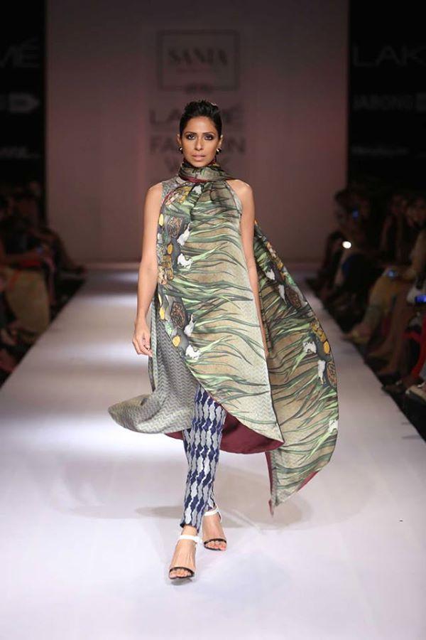 Sania-Maskatiya-Sakura-collection-at Lakme-Fashion-Week-2014 (6)