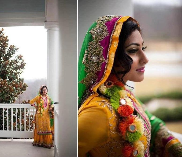 Yellow-Bridal-Mehndi-Dresses (4)