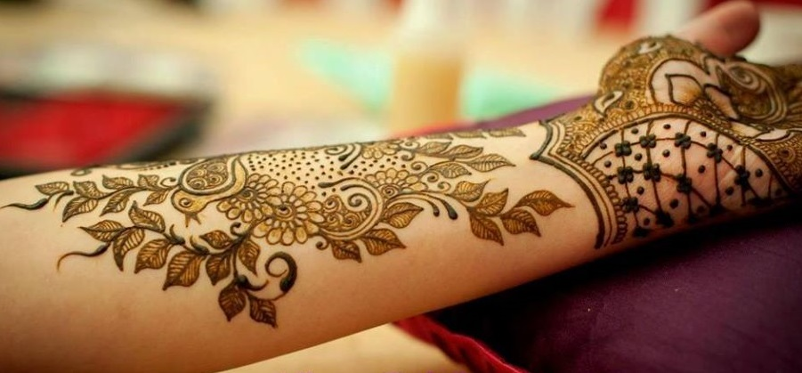 Eid Al-Azha Mehndi Designs