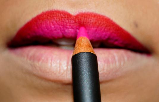 ombre lipstick tutorial
