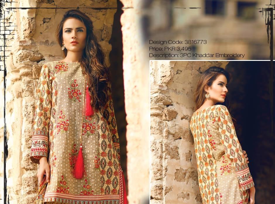 warda khaddar winter designs 2016