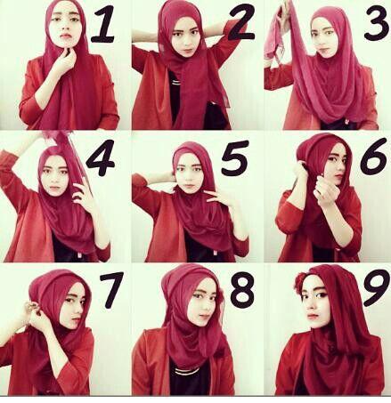 Hijab-tutorial-Arabian-Asian-hijab(53)