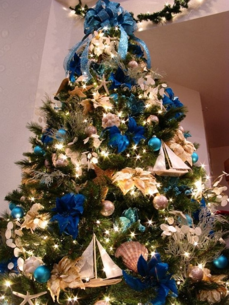 christmas-tree-decoration-ideas (8)