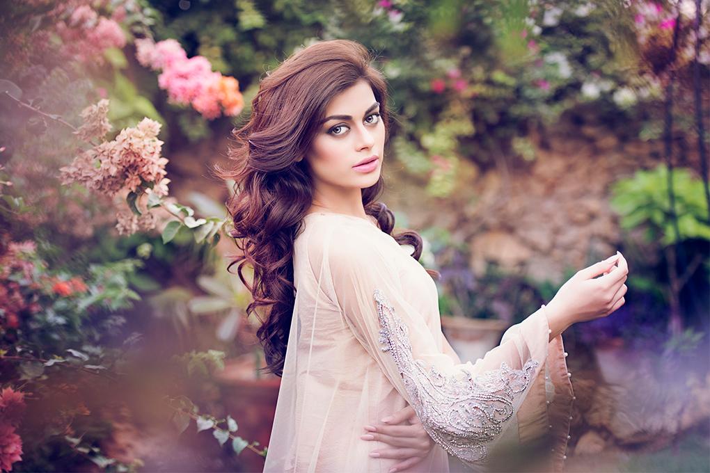 ayesha somaya party wear