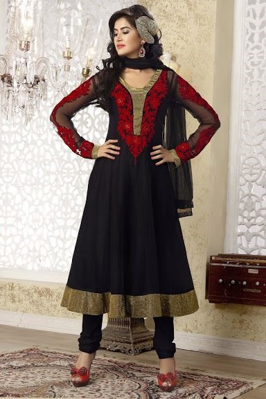Saheli-couture-party-wear-indian-frocks-collection (16)