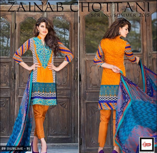 Zainab-Chottani-lawn-Spring-Summer-Collection-2015 (10)