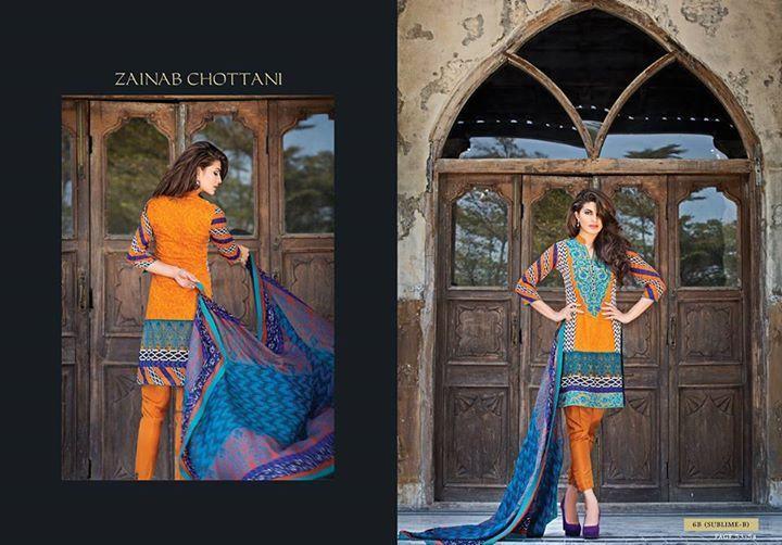 Zainab-Chottani-lawn-Spring-Summer-Collection-2015 (18)