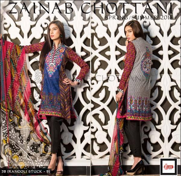 Zainab-Chottani-lawn-Spring-Summer-Collection-2015 (7)